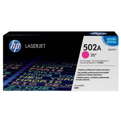 HP 502A Original Toner Cartridge Q6473A Magenta