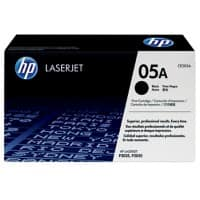 HP 05A Original Toner Cartridge CE505A Black