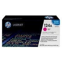HP 124A Original Toner Cartridge Q6003A Magenta