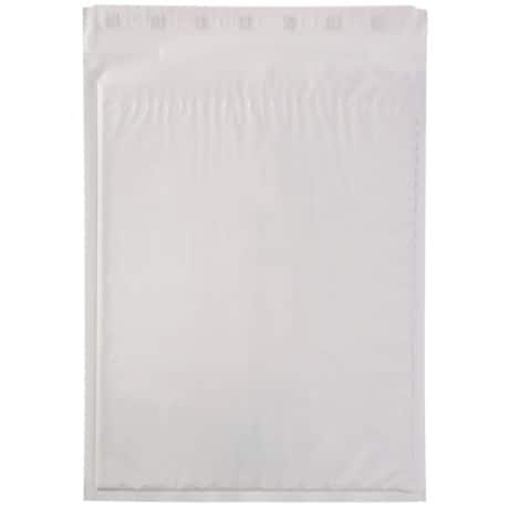 Sealed Air Mailing Bags h/5 220gsm White plain peel and seal 50 pieces