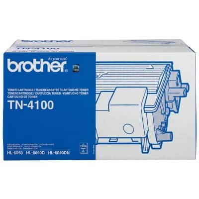 Brother TN-4100 Original Toner Cartridge Black
