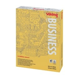 Viking Business Paper A3 80gsm White 500 Sheets