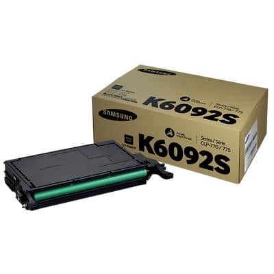 Samsung CLT-K6092S Original Toner Cartridge Black