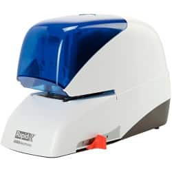 Rapid Electric Stapler Supreme 5050 50 sheets White, Blue