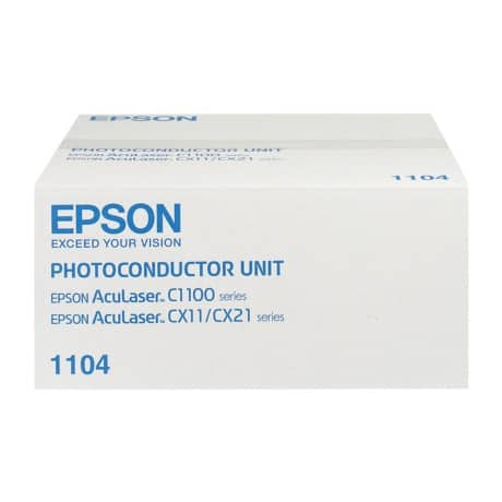 Epson 1104 Original Drum C13S051104 Black