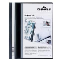 Durable Duraplus® Quotation File -Black