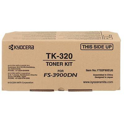 Kyocera TK-320 Original Toner Cartridge Black