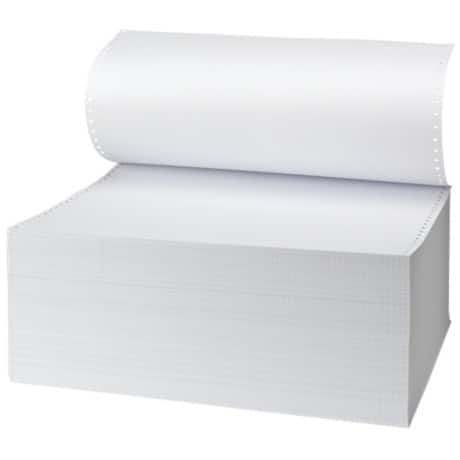 Niceday Listing Paper, 1 Part Plain, 279 x 370 mm, 60gsm