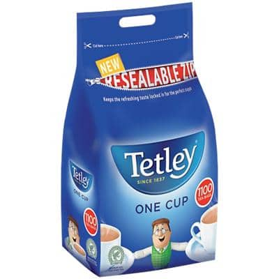 Tetley Black Tea 1100 Pieces
