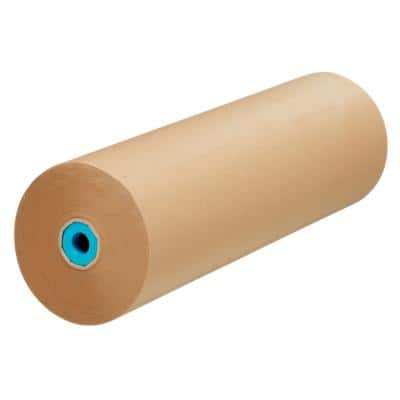 Smartbox Pro Brown Wrapping Paper Roll 600 mm x 250 m 70gsm