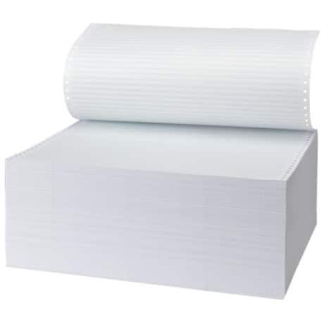 Niceday Listing Paper, 1 Part Ruled, 279 x 370 mm, 60gsm