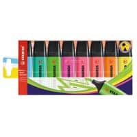 STABILO Highlighter Boss Original 2 mm Assorted 8 Pieces