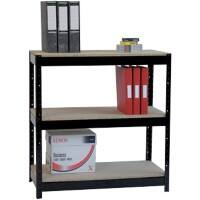 Shelf Black 950 x 450 x 940 mm
