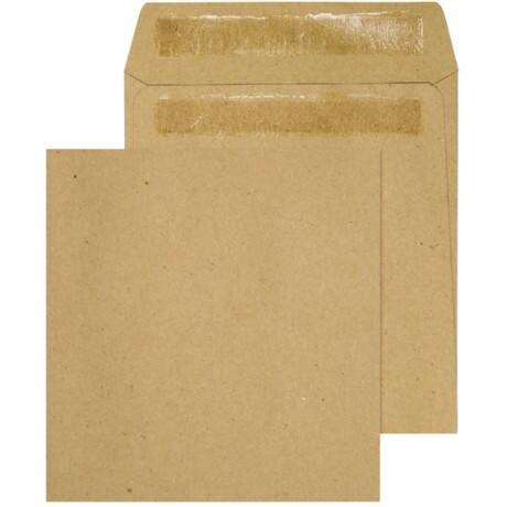 Purely Everyday Wage Envelope non standard 90gsm Brown plain self seal 1000 pieces