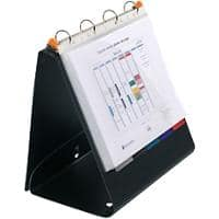 Exacompta Presentation Ring Binder Polypropylene A4 4 ring 30 mm Black