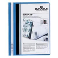 DURABLE Report File DURAPLUS A4 Blue PVC