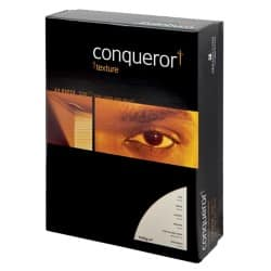 Conqueror Business paper A4 100gsm textured Cream 500 sheets