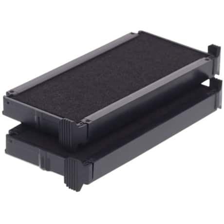 Trodat Ink Pad 6/4913DB Black 2 pieces