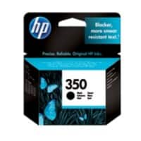 HP 350 Original Ink Cartridge CB335EE Black