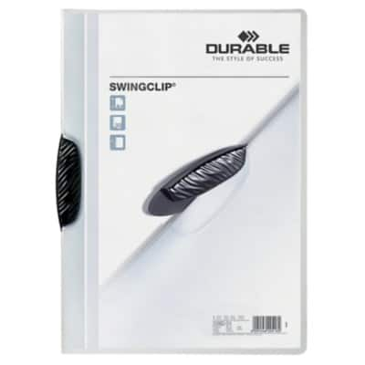 DURABLE Swing Clip Original 2260-01 A4 Black