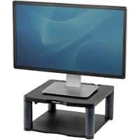 "Fellowes Monitor Stand Premium 36kg 21"" 53.3 cm Maximum Size Supported Grey"