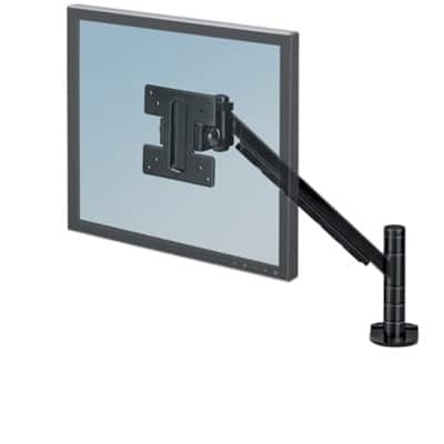 Fellowes Monitor Arm 8038201 Height Adjustable 21 Inch Black