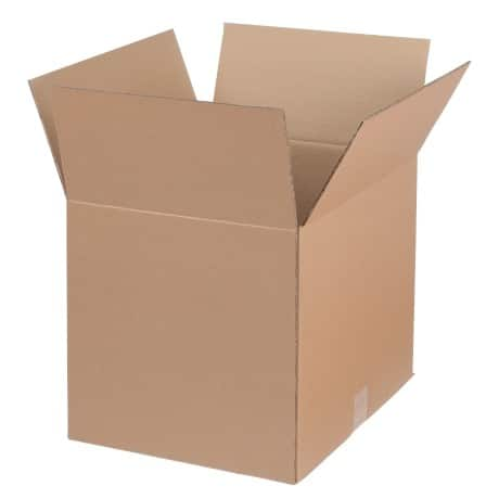 Double-Wall Corrugated Cartons 440 x 440 x 440 mm (10/pk)