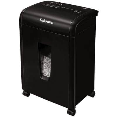 Fellowes Powershred 62MC Micro-Cut Shredder Security Level P-4 10 Sheets