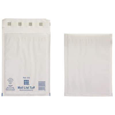 Sealed Air Mailing Bags Non standard 79gsm White Plain Peel and Seal 170 x 220 mm 100 Pieces