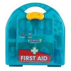 Wallace Cameron Contemporary First Aid Kit - Blue 1-10 Persons