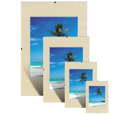 Niceday Clip Frame 500 H x 400 W mm 2 Per Pack