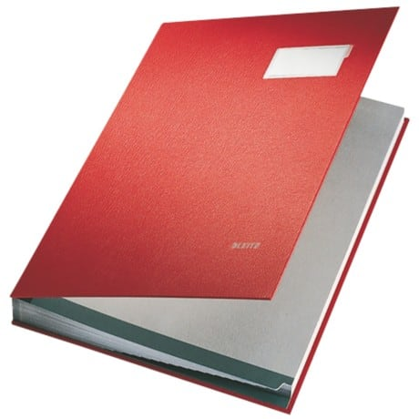 Leitz  Signature Book, Red