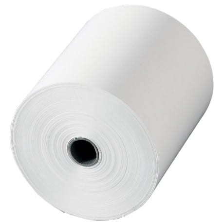 Niceday Thermal Rolls 55gsm 8 x 8 x 8,000 cm White 5 pieces