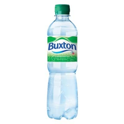 Buxton Sparkling Water 500 ml Pack of 24