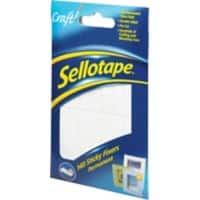 Sellotape® Sticky Fixers – pack of 140
