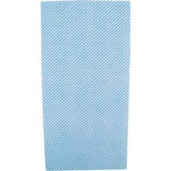 Lightweight General Purpose Wiping Cloths Blue Pack of 50