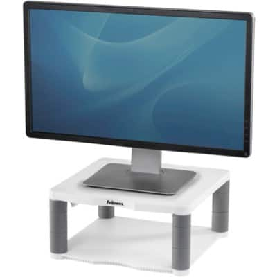 Fellowes Monitor Stand 91717-70 Silver