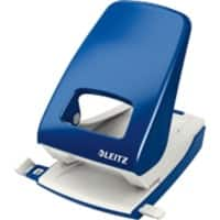Leitz Hole Punch 5138 Blue 40 Sheets