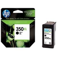 HP 350XL Original Ink Cartridge CB336EE Black