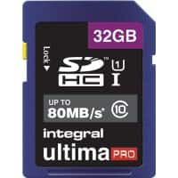Integral SDHC Card UltimaPro 32 GB
