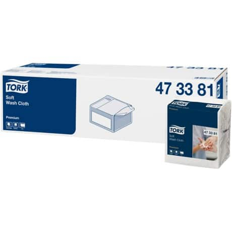Tork Wash Cloths 473381 20 pieces