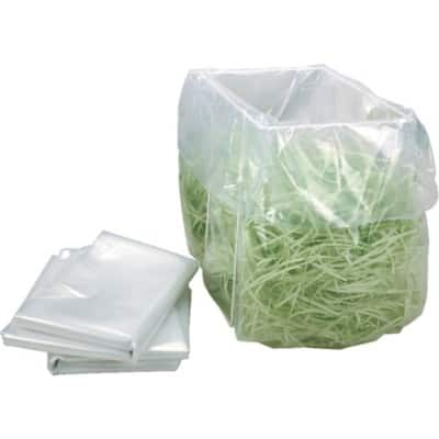 HSM Shredder Bags 348W x 195D x 800L mm 100 Pieces