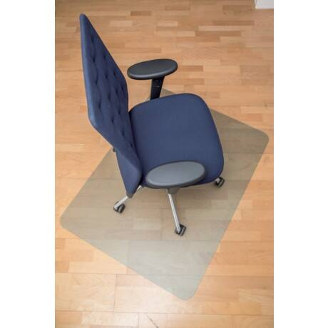 Office Depot rectangular Chair Mat 152 x 117 cm