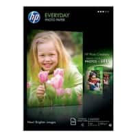 HP Q2510A Photo Paper Glossy A4 200gsm White 100 Sheets
