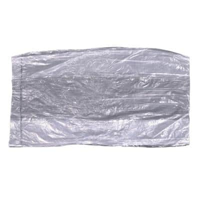 Polaris Garbage Bags Transparent 45.7 x 45.7 x 28 cm 1000 Pieces