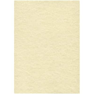 Sigel Double Sided Parchment Design Paper Champagne A4 90gsm 100 Sheets Per Pack