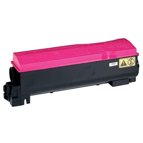 Kyocera TK-550M Original Toner Cartridge Magenta