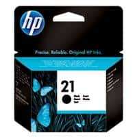 HP 21 Original Ink Cartridge C9351AE Black