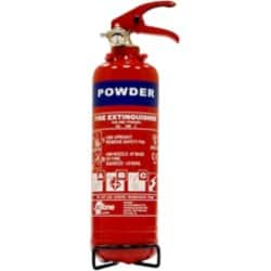 1 kg Dry Powder Fire Extinguisher