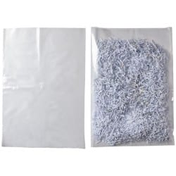 Polythene Bags Clear 508 x 762 mm 200 pieces